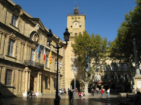 Hotels in Aix-en-Provence