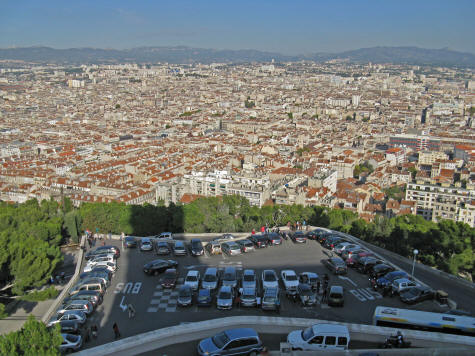 Car Rentals in Marseille France