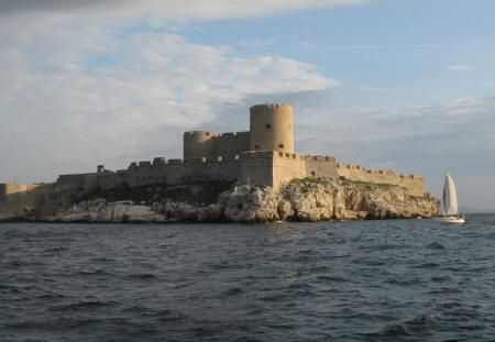 Chateau d'If, Marseille France