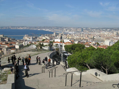 Museums and Art Galleries in Marseille France
